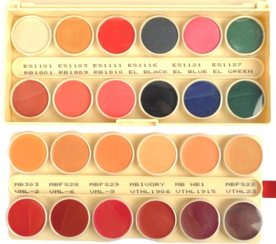 Luster Color Expert Make Up Range 5 In 1 Palette (67.2g Kit)