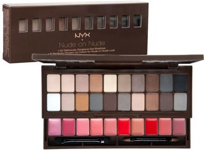 NYX nude-on-nude palette