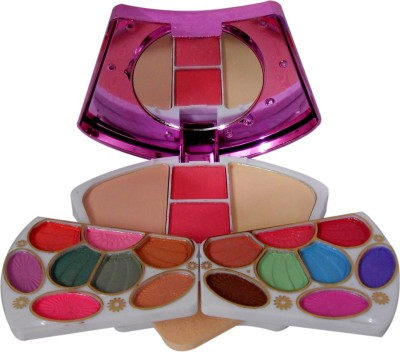Kiss Beauty Fashion Colour Make Up Kit Good Choice- MUPG