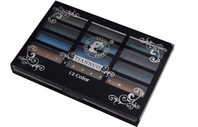 Tiannuo 12 Colour Eye Shadow Kit