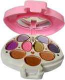ADS ADS-9Eyeshadow::2Blusher::1CompactPo...