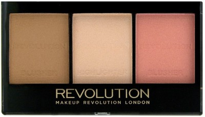 Makeup Revolution London Ultra Sculpt & Contour Kit(Pack of 3)