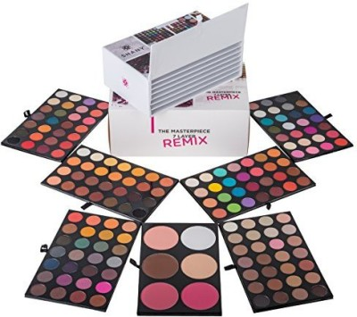 SHANY The Masterpiece Remix 7 Layers All - In - One Makeup Set