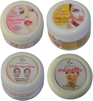 BGI Herbal & Ayurvedic Face & Body Kit
