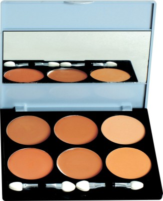 Fashion Colour Makeup Base kit BL06W