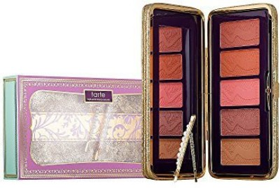 Tarte Pin up Girl Amazonian Clay 12-hour Blush Palette 2014 NEW