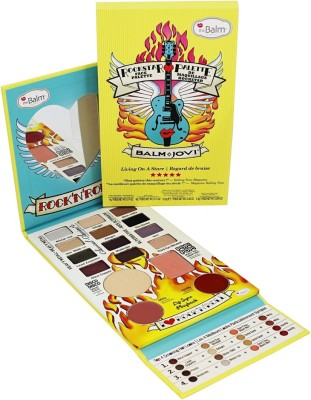The Balm Jovi Rockstar Face Palette