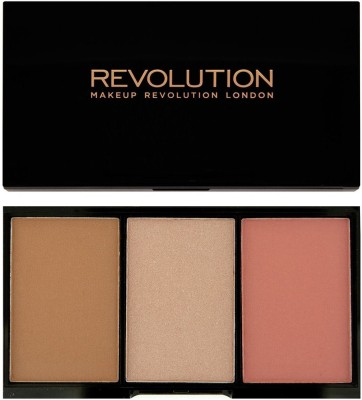 Makeup Revolution London Blush Bronze & Brighten Flush