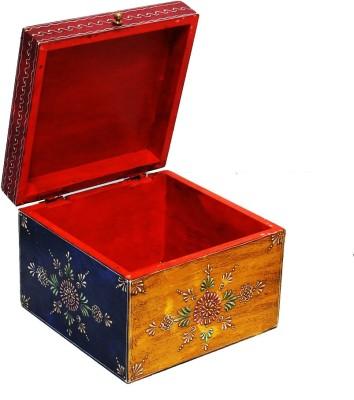 JTInternational Wooden Makeup Vanity Box