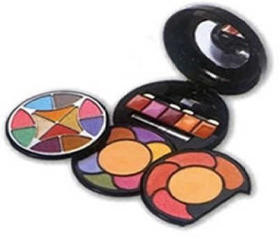 KASCN CAMELEON MAKEUP KIT MODEL NO - 9760A IN ROUND SHAPE