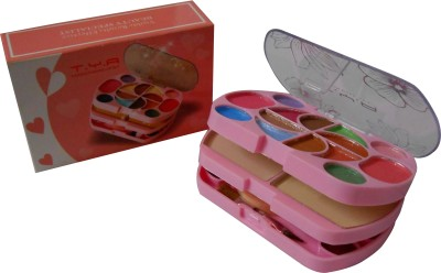 TYA TYA Fashion Colour Make-up Kit With Free Mars Eye/Lipliner & Adbeni Accessories-OGMS