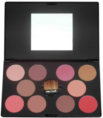 Miss Claire Professional Blusher Palette - 1