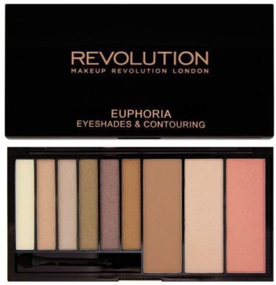 Makeup Revolution London Euphoria Iconic Pallet (Bronzed)
