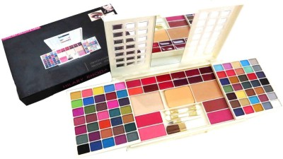 KASCN HILARY RHODA MAKE UP KIT TYPE NO. HR-1236 IN 70 DIFFERENT SHADES IN WHITE COLOUR