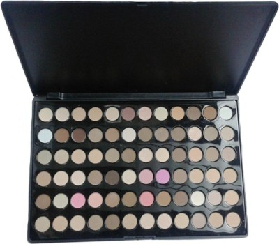 Mib 72 Color Eyeshadow Palette Travel Makeup Kit