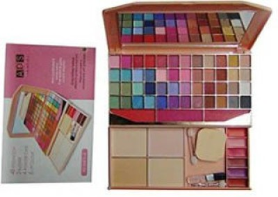 KASCN MAKE UP KIT FROM ADS MODEL NO. A3871 IN 48 DIFFERENT EYESHADES IN MATTE