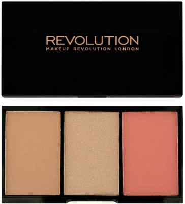 Makeup Revolution London Blush Bronze & Brighten Rave