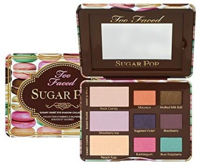 Too Faced Faced - Sugar Pop Sugary Sweet Eye Shadow Collection