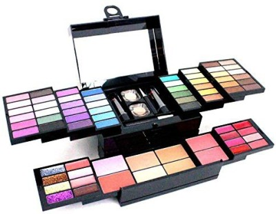 Cameo All in One Makeup Kit (Eyeshadow Palette, Blushes, Lipstick and More)