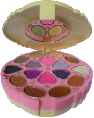 ADS ADS-16Eyeshadow::2Blusher::2CompactPowder::4LipColor::1Puff::1Mirror::Makeupkit