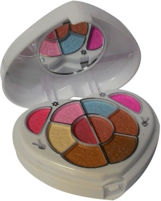 TYA 10Eyeshadow--2Blusher--2CompactPowder--4Lipcolor--1Puff--1Mirror