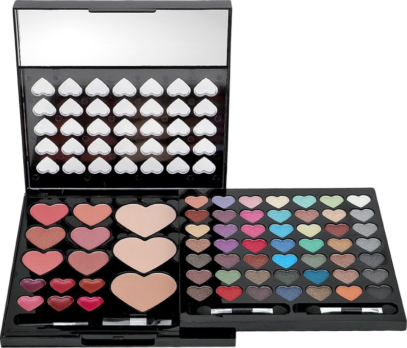 Cameleon Professional Make up Palette-Valentine Collection(Pack of 64)