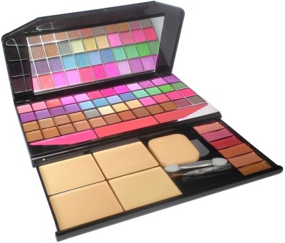 TYA 48Eyeshadow--3Blusher--4CompactPowder--6Lipcolor--1Puff--1Mirror