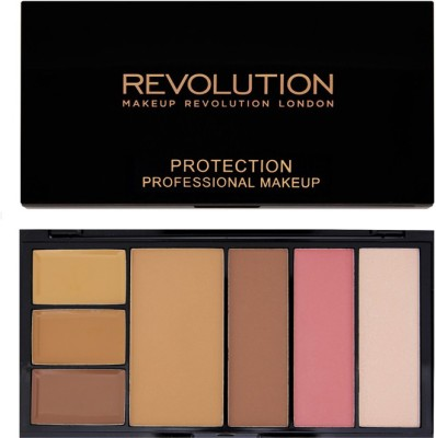Makeup Revolution London Protection Palette Medium/Dark