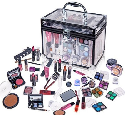 SHANY Carry All Trunk Professional Makeup Kit Gift Set
