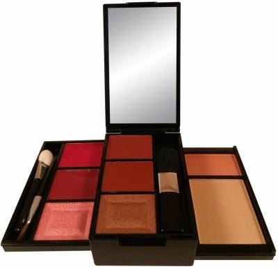 Anna Andre Paris Make up kit 10000 (Lipstick, Lip gloss, Eye shadow, Blush, Compact)