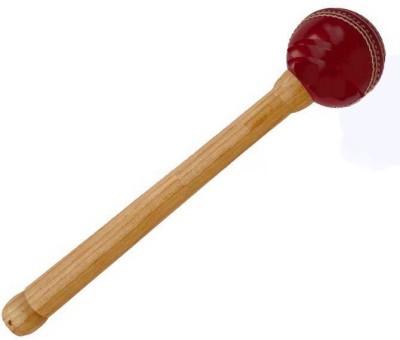 Sahni Sports Ball Wooden Bat Mallet