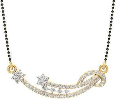 Jewels5 14KTMNG1194 Mangalsutra Tanmaniya
