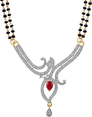 Absolute Ethnic Indian Collection Copper, Brass Mangalsutra