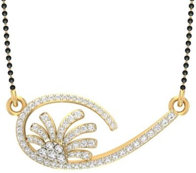Jewels5 14KTMNG1170 Mangalsutra Tanmaniya