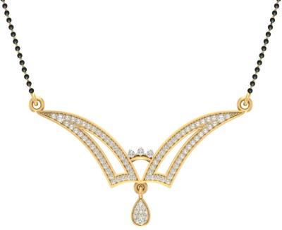 Jewels5 14KTMNG1125 Mangalsutra Tanmaniya
