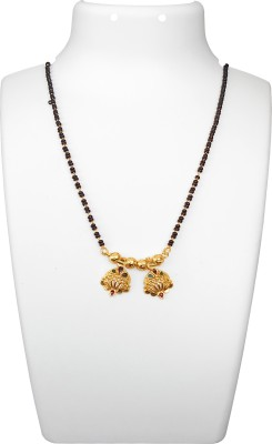 Riddhi Fashion Copper Mangalsutra available at Flipkart for Rs.198