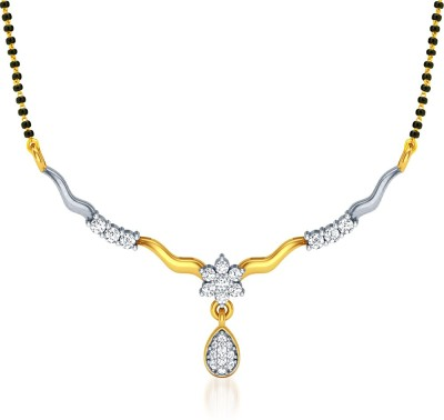 Mannat Jewels Fantabolous Gold Tanmaniya