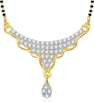 VK Jewels Charming Alloy Mangalsutra