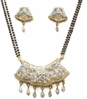 Jewelshingar 18008-p2 Brass Mangalsutra