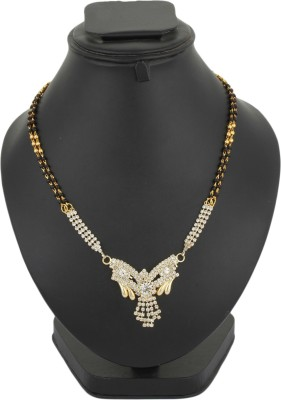 Bling N Beads Designer Metal Mangalsutra