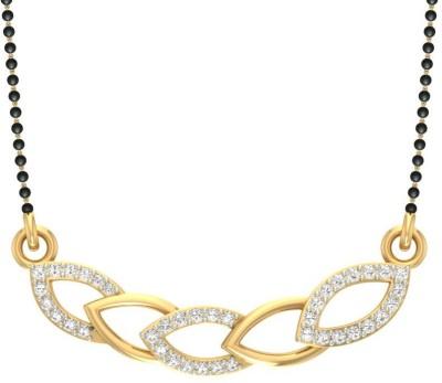 Jewels5 Asita 18kt Diamond Yellow Gold M...