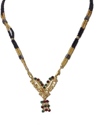 Modish Look Love Forever Alloy Mangalsutra