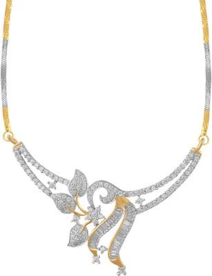 American Diamond Stunning Alloy Tanmaniya