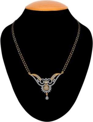 Alysa Feya Brass, Copper Mangalsutra