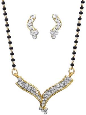 DG Jewels Beautifull Alloy Mangalsutra