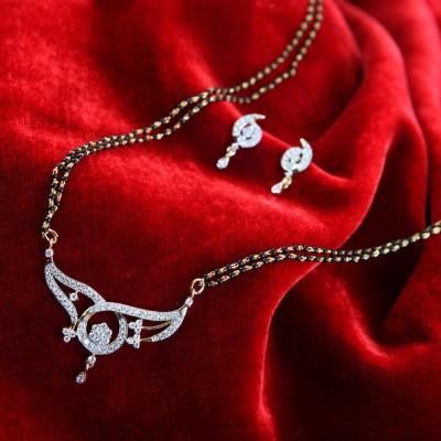 Amarsonns Jewels Alloy Mangalsutra