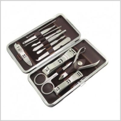 Smiledrive 11 in 1 Manicure Pedicure Kit Set Case