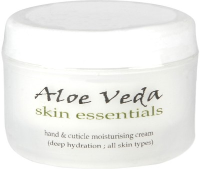 Aloe Veda Hand & Cuticle Moisturising Cream