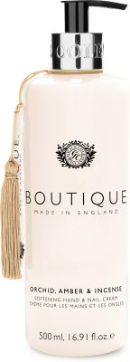 BOUTIQUE ORCHID, AMBER & INCENSE - HAND & NAIL CREAM