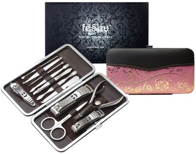 Foolzy 13 in 1 Manicure Pedicure Tools Set